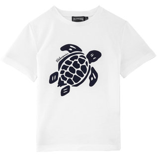 Boys Tee-Shirts Printed - Turtles Tee Shirt, White front
