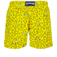 Men Classic Printed - Men Swim Trunks Bengale Tigers, Safran back