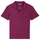Men Others Solid - Men Linen Jersey Polo Shirt Solid, Kerala front
