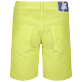 Men Others Uni - Men Velvet Bermuda 5 Pockets, Lemongrass back