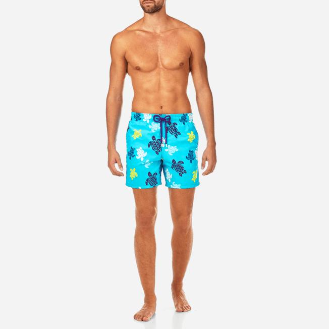 Vilebrequin - Bañador con estampado Tortues Multicolores - 3