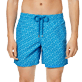 Men Classic Printed - Men Swimwear Micro Ronde des Tortues, Hawaii blue supp1