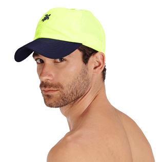 Others Solid - Unisex Cap Solid, Neon yellow frontworn