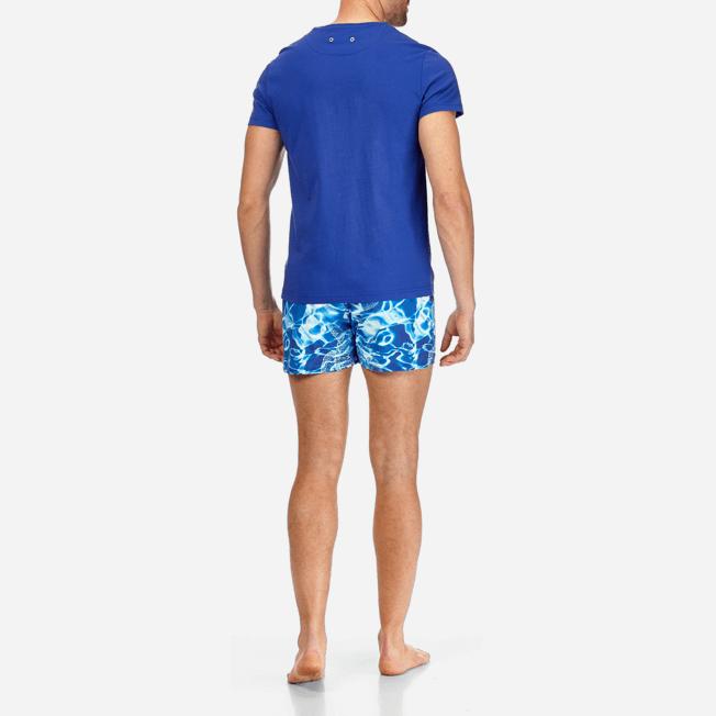 Vilebrequin - T-shirt en Coton Homme Vilebreking - 4