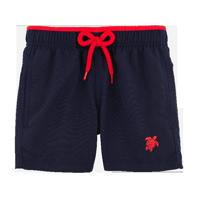 Vilebrequin - Solid Bicolor Swim Shorts - 1