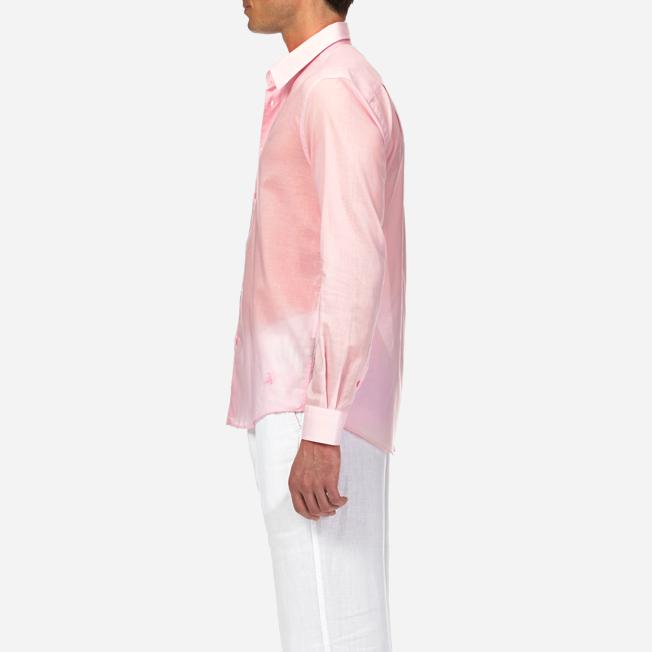 Vilebrequin - Unisex Cotton Shirt Solid - 7
