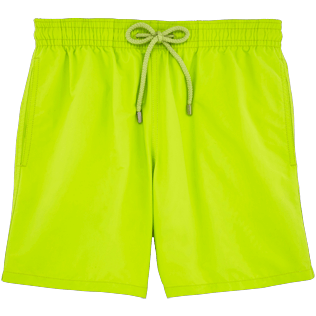 Men Classic / Moorea Solid - Solid Swim shorts, Lemongrass front