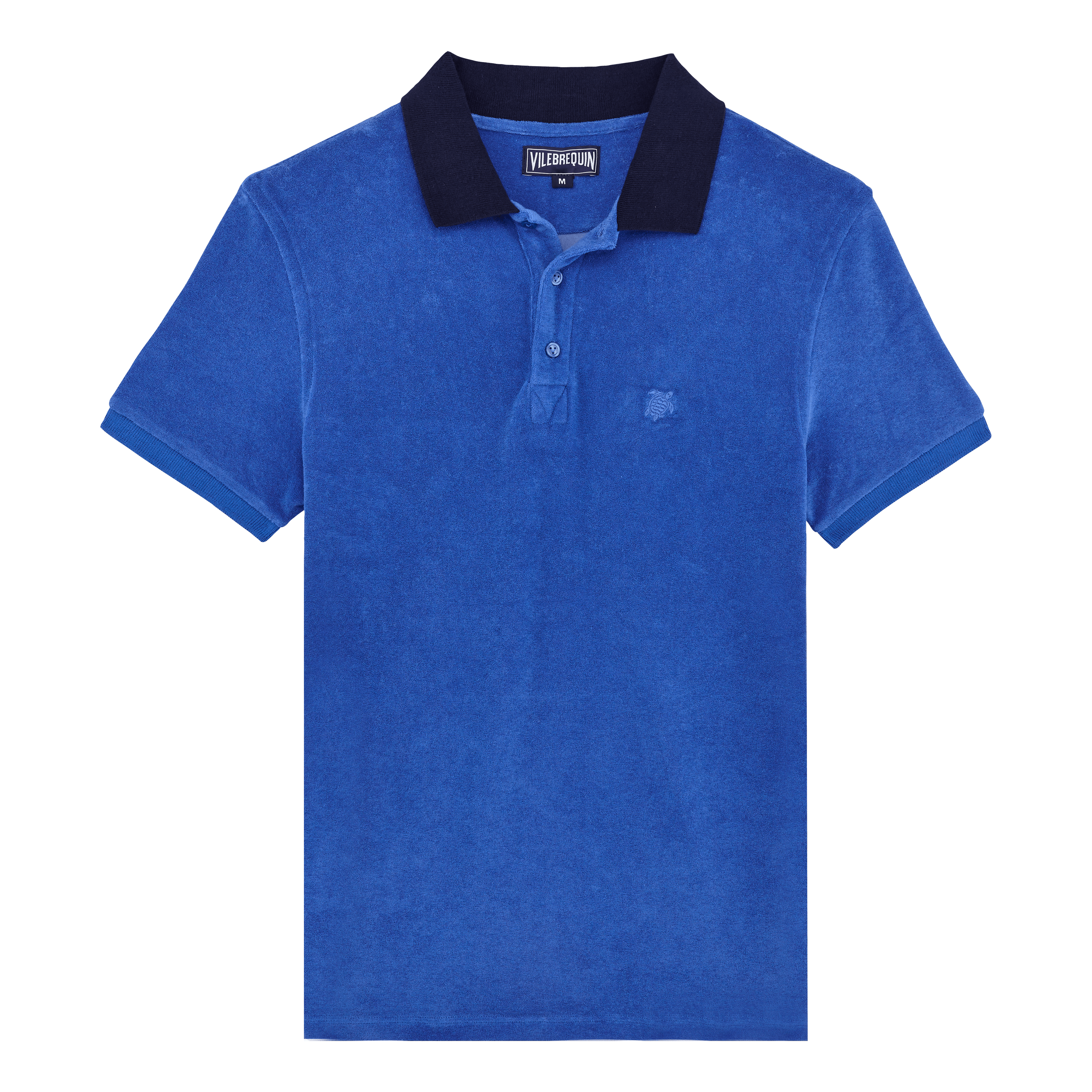 Polo de To Vilebrequin Ready Contrast Terry Men Wear Solid UqaI4Ow