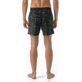 Men Classic / Moorea Printed - Web Exclusive - The Rake - Limited Edition, Khaki supp3