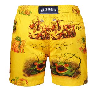 Boys Others Printed - Boys Ultra-Light and packable swimtrunks Joker Queen, Christophine back