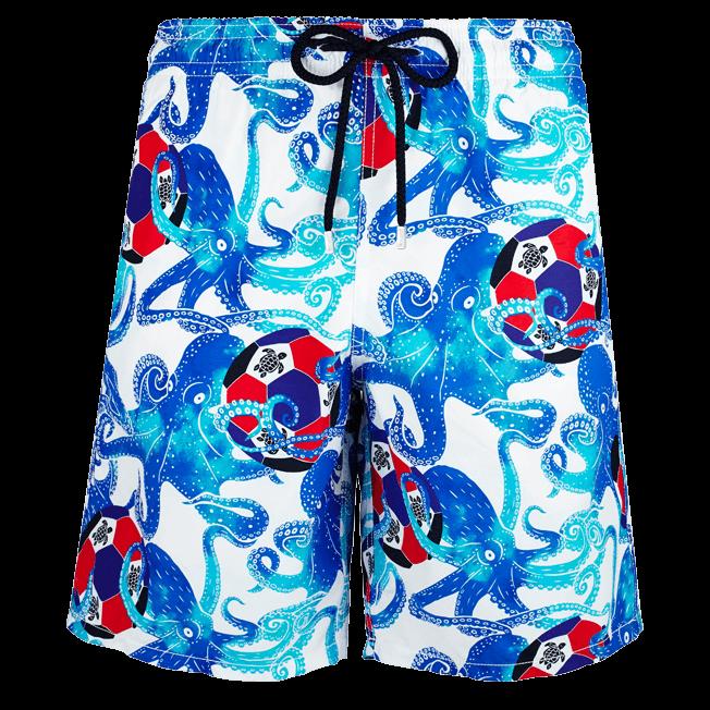 Vilebrequin - Bañador con estampado Soccer Turtles para hombre - 1