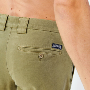 Men Others Solid - Men Chino Pants, Fern supp2