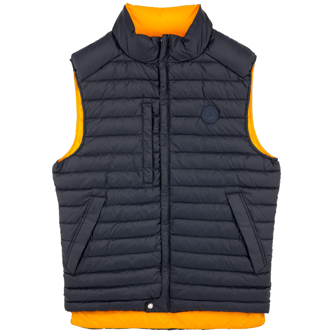 Vilebrequin - Unisex Sleeveless Down Jacket Solid - 1