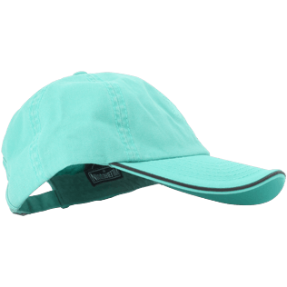 Caps AND Hats Solid - Kids Cap Solid, Veronese green front