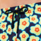 Men Ultra-light classique Printed - Men Swim Trunks Ultra-light and packable 1981 Flower Turtles, Sapphire supp2