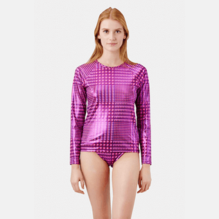Women Others Printed - Women Rashguard Crocros, Mumbai frontworn