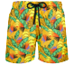 Men Classic Printed - Men Swim Trunks Go Bananas, Curry front