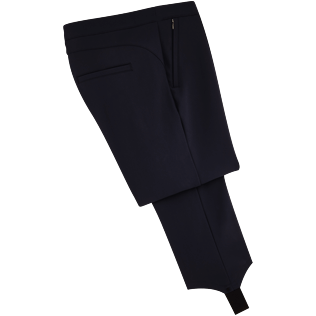 Women Pants Solid - Spindle pants, Navy front