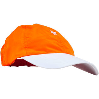 Others Solid - Unisex Cap Solid Fluo, Neon orange front