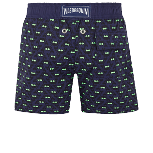 Boys Others Printed - Boys Swimwear Glow in the dark Crabs, Midnight blue back
