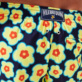 Men Ultra-light classique Printed - Men Swim Trunks Ultra-light and packable 1981 Flower Turtles, Sapphire supp1