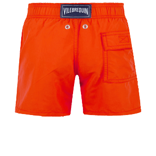 Boys Others Embroidered - Boys Swimwear Crackers, Medicis red back
