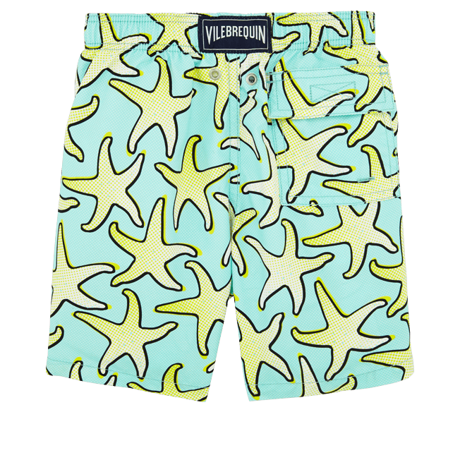 Vilebrequin - Boys Swimwear Starfish Art - 2