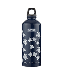 Others Solid - Turtle Water Bottle, Unique front