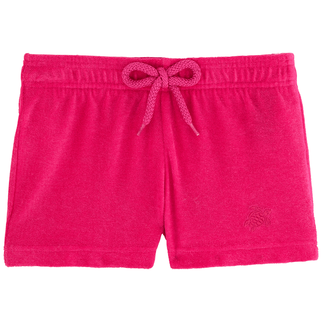 Vilebrequin - Girls Terry Cloth Shortie Solid - 1