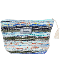 Others Printed - Unisex Beach pouch Eco-Friendly Solid, Unique front