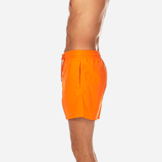 Men Classic / Moorea Printed - Water-reactive Danse du feu Swim shorts, Papaya supp3
