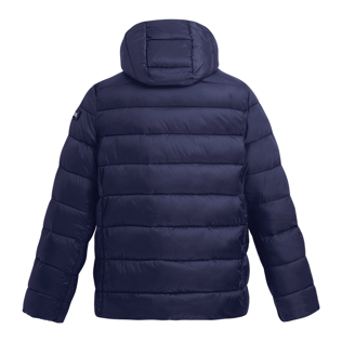 Others Printed - Men 3-in-1 Jacket Micro Turtles, Navy supp1