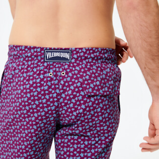 Hombre Clásico stretch Estampado - Men Swimwear Stretch Micro Ronde des Tortues, Kerala supp1