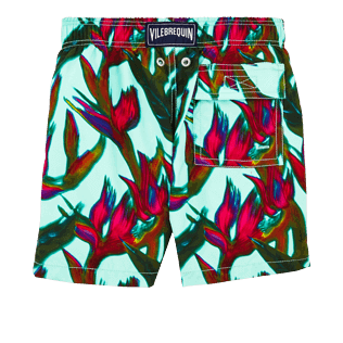 Boys Others Printed - Boys Swimtrunks Paradise 3D, Lagoon back