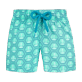 Girls Others Printed - Girls Swim short Ancre De Chine, Mint front