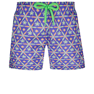 Boys Others Printed - Boys Ultra-light and packable Swimwear Indian Ceramic, Madras front