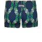Boys Others Printed - Boys Swimwear Boxer cuts Sweet Fishes, Navy back