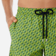 Men Stretch classic Printed - Men Stretch swimtrunks St Barth, Cactus supp1