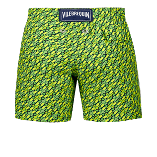 Boys Others Printed - Boys Stretch swimtrunks St Barth, Cactus back
