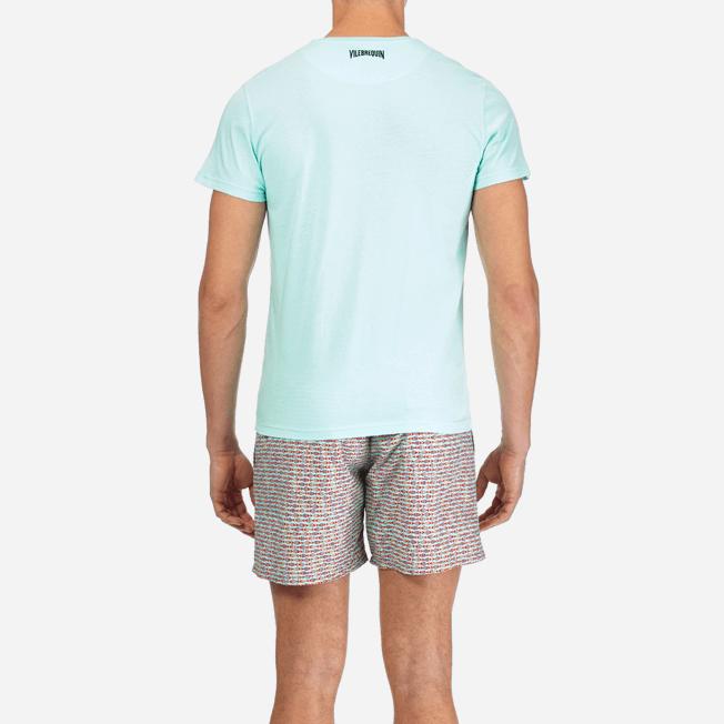 Vilebrequin - T-shirt en Coton Homme Tel père, tel fils - 6