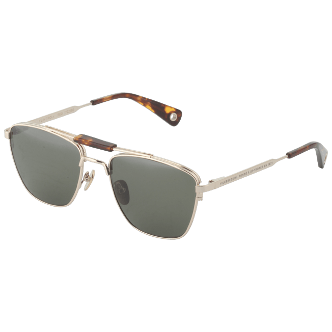 Vilebrequin - Khaki mono polarised Sunglasses - 2