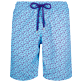 Men Long classic Printed - Men Swim Trunks Long Micro Ronde des Tortues, Jaipuy front