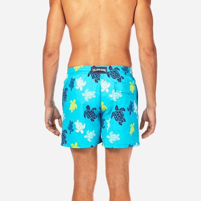 Vilebrequin - Bañador con estampado Tortues Multicolores - 6