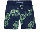 Boys Others Magique - Boys Swim Trunks Stretch Elephant Dance Glow in the dark, Navy back