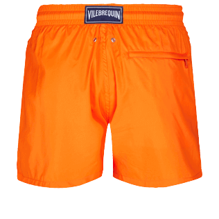 Hombre Clásico ultra ligero Liso - Men Swimwear Ultra-light and packable Solid, Azafran back