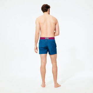 Men Ultra-light classique Solid - Men Swimwear Ultra-light and packable Solid, Goa backworn