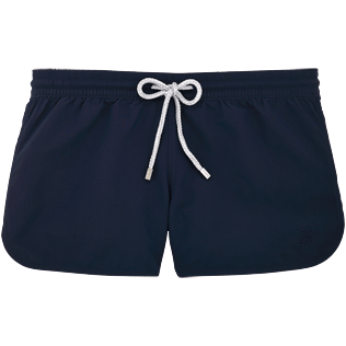 Women Shorties Solid - Solid shortie, Navy front