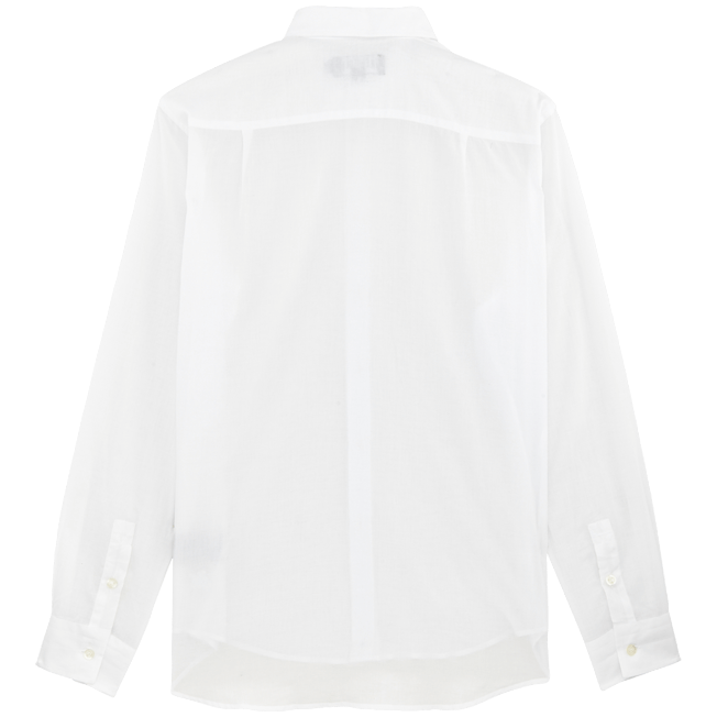 Vilebrequin - Unisex Cotton Shirt Solid - 2