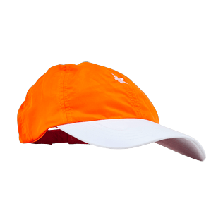 Others Solid - Kids Cap Solid Fluo, Neon orange front