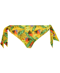 Women Classic brief Printed - Women Bikini Bottom Go Bananas, Curry front